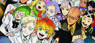 The Promised Neverland : la fin tout en délicatesse de ce manga hors norme