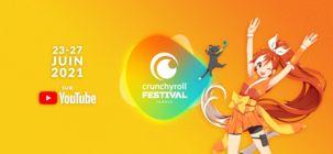 Le Crunchyroll Festival ouvre ses portes : demandez le programme !