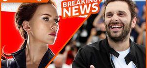 Black Widow ressuscite le box-office US et Pio Marmaï fait un scandale (en carton) à Cannes