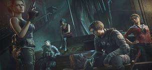 Resident Evil Re:Verse prendra (encore) son temps pour faire la fête au Village