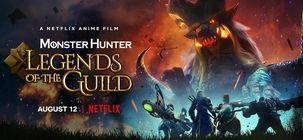 Monster Hunter : Legends of the Guild - critique Monstres et Cie sur Netflix