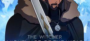 The Witcher : le Cauchemar du Loup - - critique qui cauchemarde sur Netflix