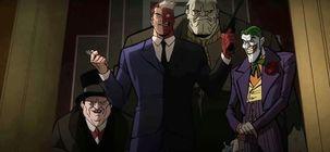 Batman : The Long Halloween - Partie 2 : critique qui a la tête comme une citrouille