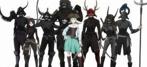 Fena : Pirate Princess - les pirates et les ninjas s'allient sur Crunchyroll et Adult Swim