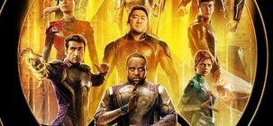 Marvel : les critiques américaines des Eternels sont tombées (et elles sont très déçues)