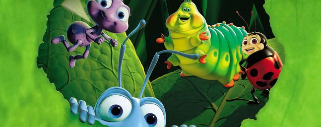 1001 pattes : l'éternel oublié des studios Disney Pixar