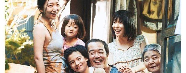 Une affaire de famille : critique d'or et de palme