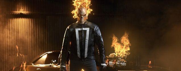 Marvel : l'acteur de Ghost Rider revient sur le spin-off annulé des agents du S.H.I.E.L.D.