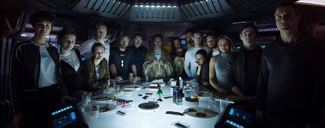 Alien : Covenant présente son équipage dans un prologue vidéo