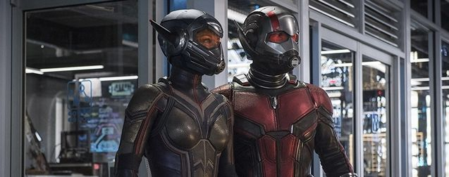 Image result for ant-man et la guepe