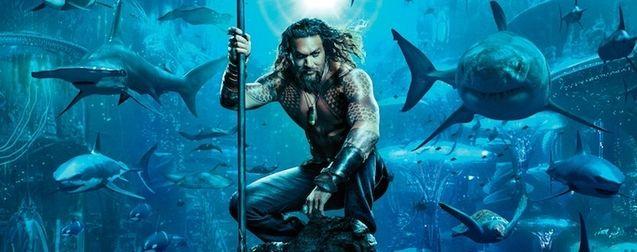 Aquaman marque déjà des records en Chine, et replace DC en force face à Marvel et compagnie