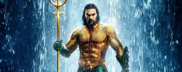 Aquaman a dû être un peu remonté pour pouvoir sortir correctement en Angleterre