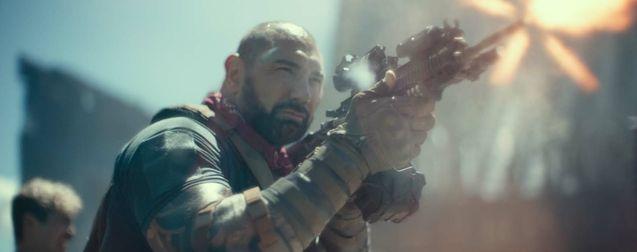 Army of the Dead : premiers avis sur les supers zombies Netflix de Zack Snyder
