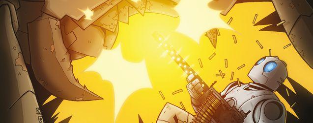 Gros plan sur Atomic Robo : un comics d'action, pour la science !
