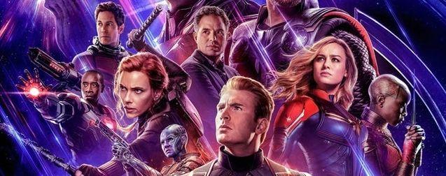 Avengers Endgame Les Héros Vs Thanos Dans De Nouvelles