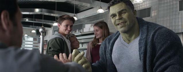 Avengers : Endgame lève sa période no spoil en diffusant une des pires séquences du film avec Hulk et Ant-Man