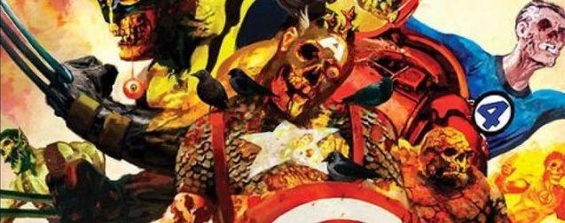 Photo Marvel Zombies