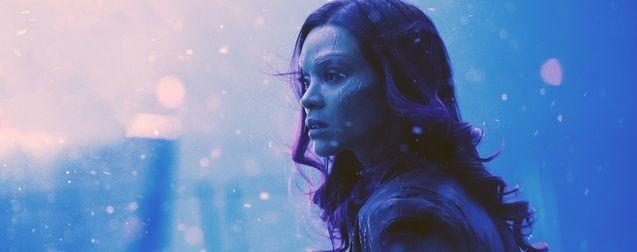 Après Avengers : Endgame, Zoe Saldana a quelques idées pour le retour de Gamora dans les Gardiens de la Galaxie