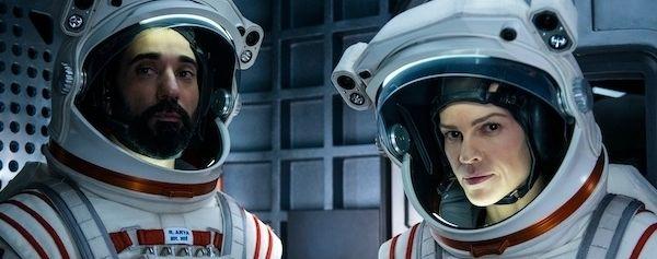 Away : la série spatiale annulée par Netflix avait de grosses ambitions sur Mars