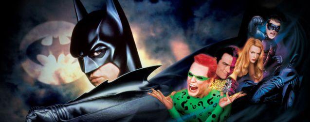 Batman Forever : pourquoi il mérite une deuxième chance