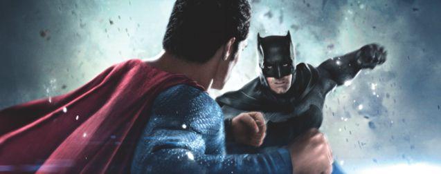 Batman v Superman : deux nouvelles affiches démentes annoncent un duel homérique