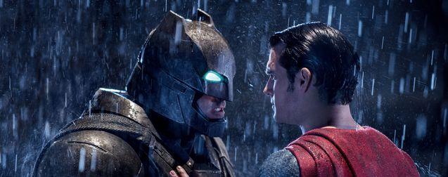 Photo Batman v Superman