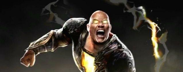 DC FanDome : The Rock fait rôtir du mercenaire dans un premier teaser de Black Adam