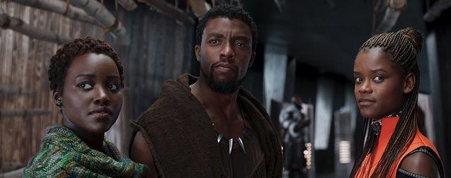 Black Panther triomphe au box-office américain et règne sans partage