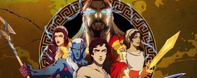 Blood of Zeus : Netflix réinvente la mythologie grecque dans un nouvel anime sanglant