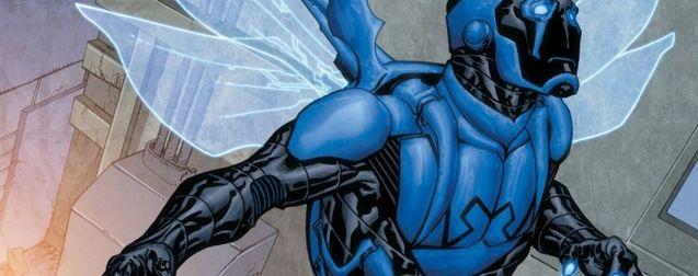 Blue Beetle : le film oublié sur le super-héros DC a enfin trouvé son réalisateur