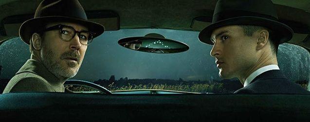 Project Blue Book : entre Rencontres du troisième type et X-Files, une première bande-annonce parano
