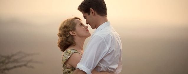 Photo Claire Foy, Andrew Garfield