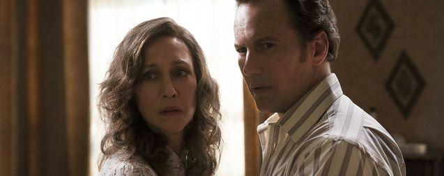 Box-office France : Conjuring 3 prend les commandes devant Adieu les cons