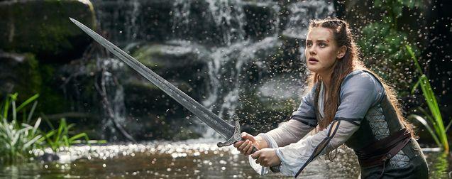 Cursed : Netflix réécrit la légende du Roi Arthur au féminin avec des images inédites