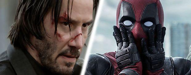 Deadpool 2 pourrait appeler à l'aide le réalisateur de John Wick
