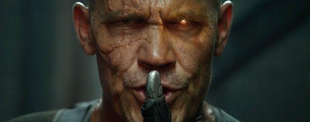 Cable pète un... euh... câble dans une nouvelle image de Deadpool 2