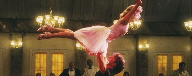 photo, Jennifer Grey, Patrick Swayze