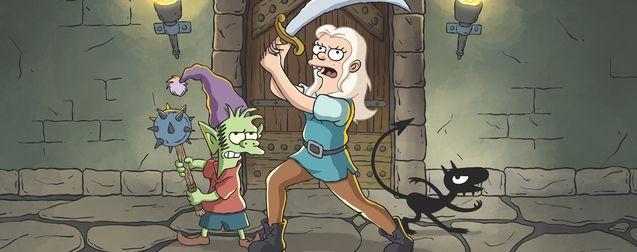 Désenchantée : la nouvelle série du créateur des Simpson dévoile une bande-annonce drôle et acide