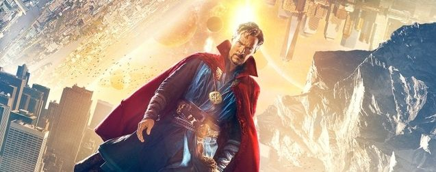 Doctor Strange : malgré l'embargo, les premières réactions critiques tombent aux USA