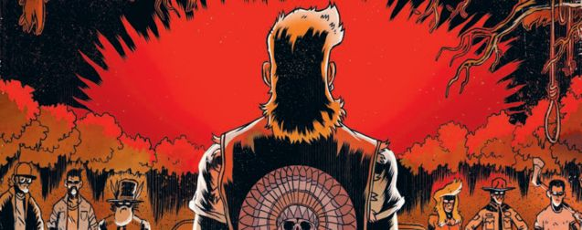 Doggybags one shot : Trenchfoot - prenez votre pied en BD