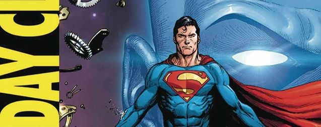 DC Comics annonce la fin de Doomsday Clock pour décembre et dévoile deux couvertures