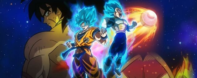 Dragon Ball Super Broly Critique Over 9000 Ecranlarge Com