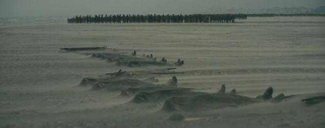 Dunkerque : le compte à rebours est lancé avec le premier teaser du film de Christopher Nolan