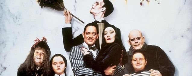 Photo Famille Addams