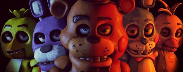 Photo Five Nights