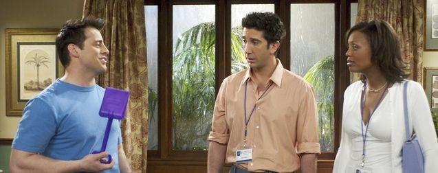 Friends : l'interprète de Ross s'est battu pour que la série intègre un personnage afro-américain