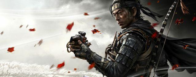 Ghost of Tsushima : le jeu vidéo va être adapté en film par le réalisateur de John Wick