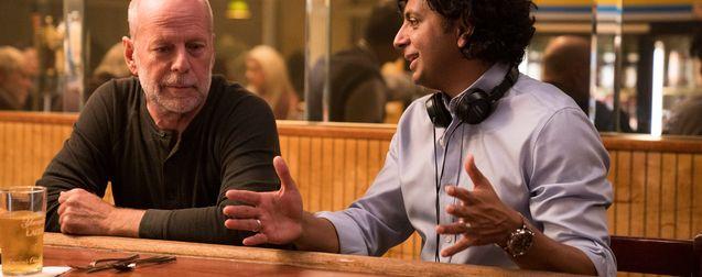 Après Glass et Split, M. Night Shyamalan annonce les dates de sortie de ses deux prochains films