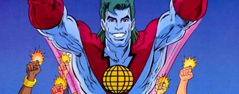 photo Captain Planet