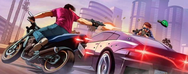 Grand Theft Auto V pulvérise les records de ventes, très loin devant Red Dead Redemption 2